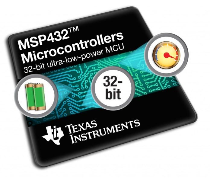 TI MSP432 MCU