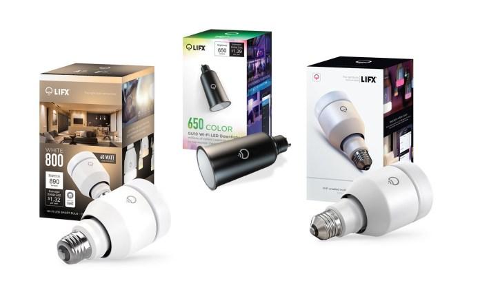 LIFX White 800 and Original and GU10