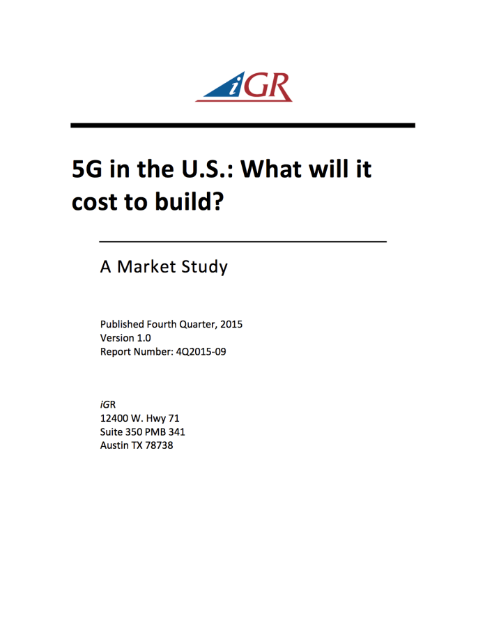 5G in the US