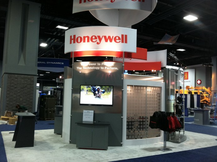 Honeywell Booth