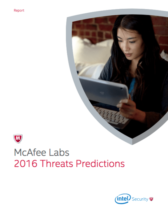 McAfee Labs 2016