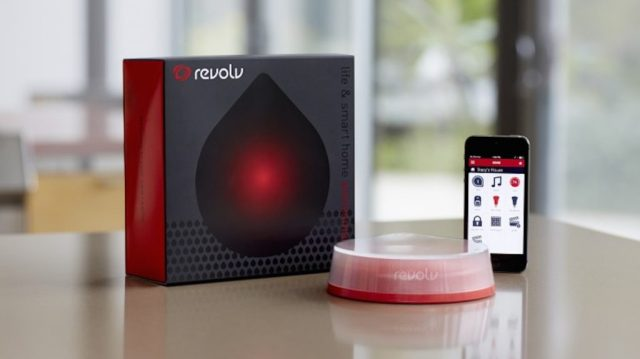 Revolv Smart Home Automation Solution Iot Internet Of