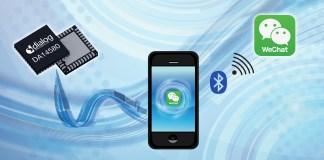 Dialog Bluetooth WeChat
