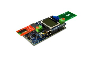 LPCXpresso43S67 - A70CM Cloud Connectivity Kit powered by ZentriOS. ZentriOS - THE OS for IoT devices