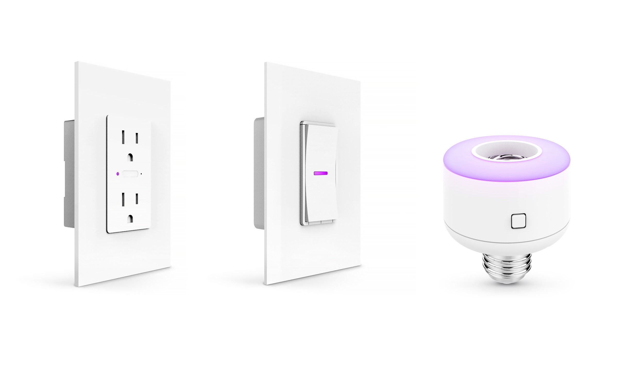 idevices announces four new connected home products