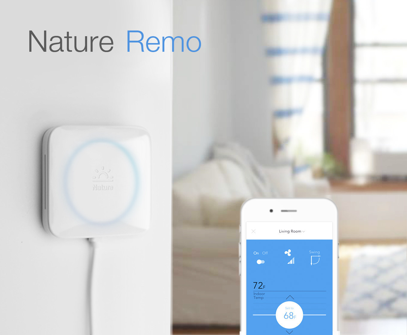 Nature Announces Intelligent Room Air Conditioner