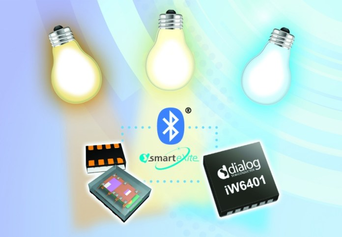 Dialog Smart Lighting
