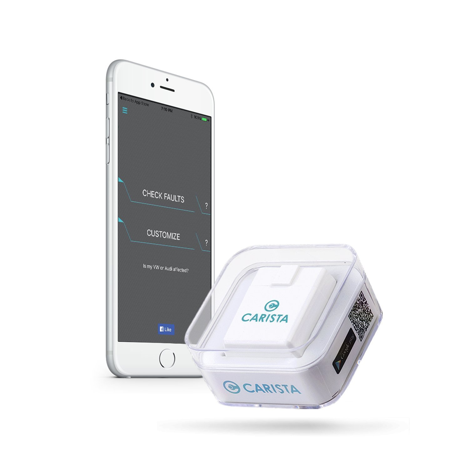 Carista Bluetooth Adapter & Scanner - IoT - Internet of Things