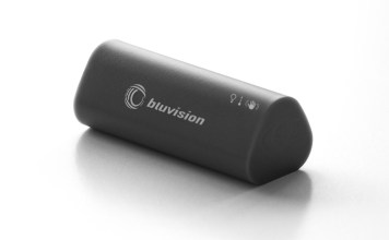 Bluvision Industrial beacon