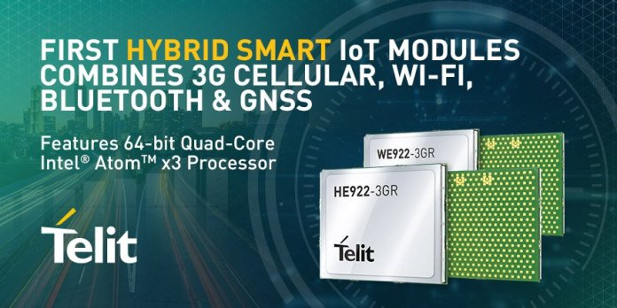 Telit IoT modules
