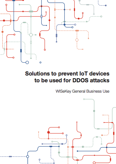 Solutions to prevent IoT devices to be used for DDOS attacks