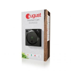 August Doorbell Cam Box