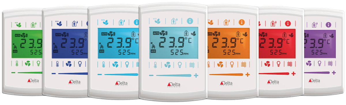 eZNTW - A Fully Programmable Thermostat with Superior Wireless