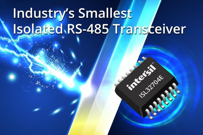Intersil ISL32704E RS-485