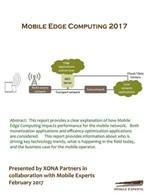 Mobile Edge Computing 2017