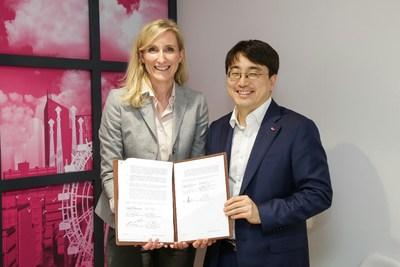 SK Telecom and Deutsche Telekom Quantum Alliance
