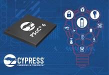 cypress-psoc-6-iot-mcu