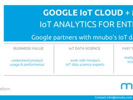 mnubo Google IoT Cloud
