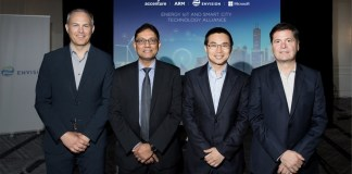 Envision Energy IoT and Smart City Technology Alliance