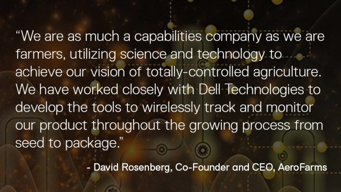 Dell Technologies IoT Division David Quote