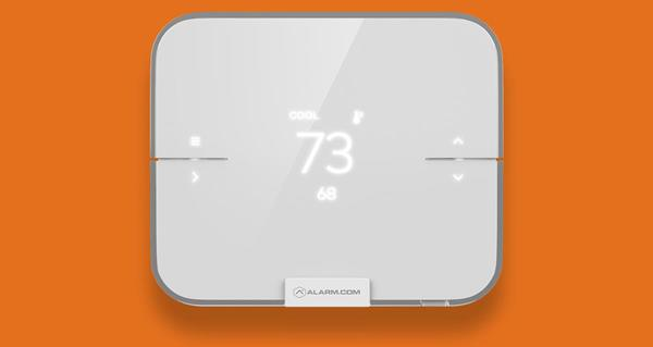 Alarm.com New Smart Thermostat