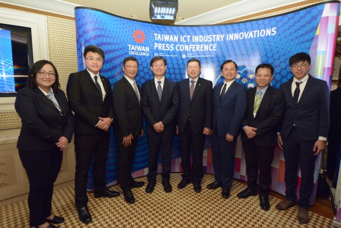 The Taiwan External Trade Development Council