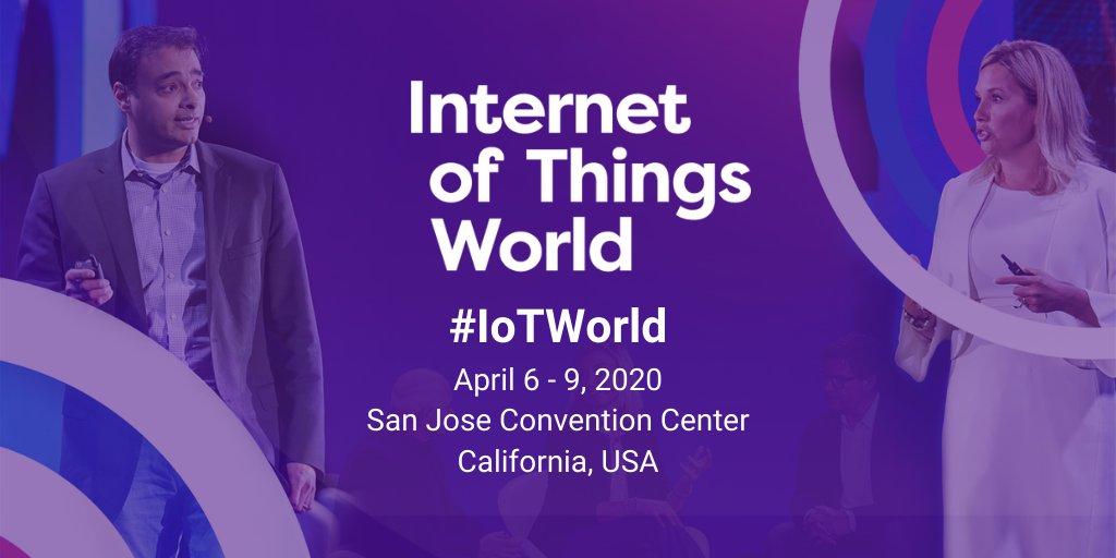 IoT World 2020