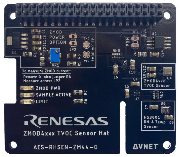 Renesas Avnet ZMOD4410