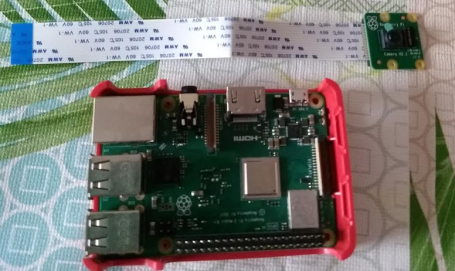 How to capture image and video in Raspberry Pi? - iot4beginners