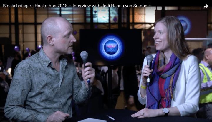 Hanna van Sambeek Blockchaingers interview