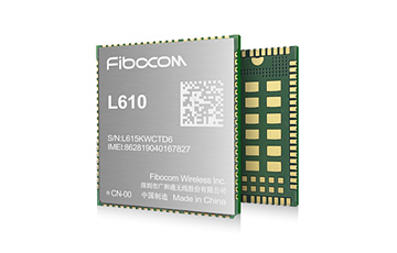 Fibocom Launches the World's First Blockchain LTE Cat 1 Wireless Module L610