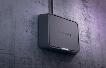MachineQ router