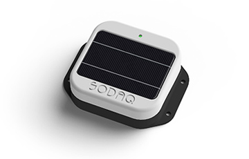 World's first solar-powered cellular IoT asset tracker includes a batteryless version that can operate perpetually on harvested solar energy alone