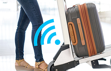 Semtech's and DevAppSol Track Luggage Trolleys to Reduce Airport Management Cost With LoRaWAN®