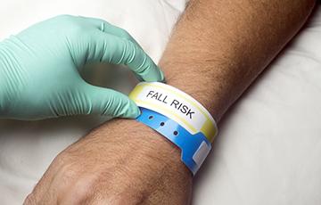 elederly fall risk