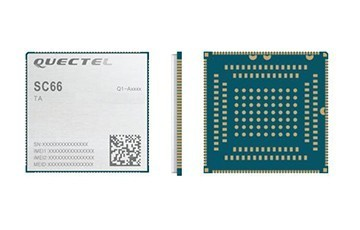 Quectel SC66 IoT module with AI features