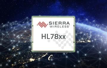 Sierra Wireless HL78 LPWA module