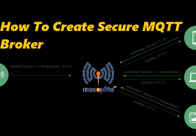 How To Create Secure MQTT Broker