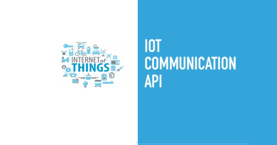 IoT Communication APIs