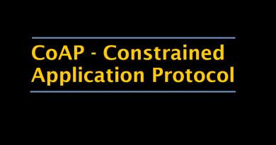 CoAP Protocol