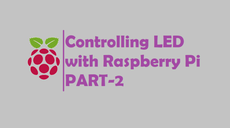 LED with Raspberry Pi