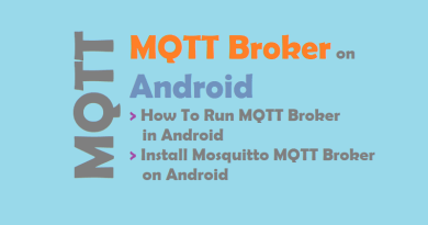 MQTT Broker on Android