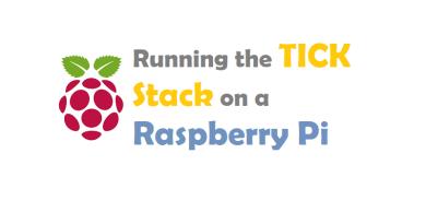 Tick stack on Raspberry Pi