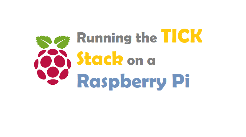 Tick stack on Raspberry Pi
