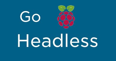 Raspberry Pi Headless mode Setup