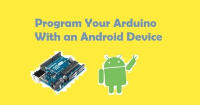 Arduino with android
