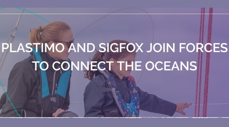 Plastimo, a major international player in the boating industry, and Sigfox, the world's leading IoT service provider and first global 0G