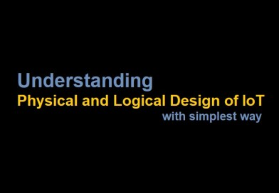 Physical and Logical Design of IoT