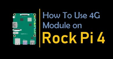 Use 4G Module on ROCK Pi 4