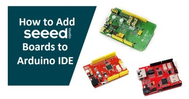 Add Seeed boards to Arduino IDE